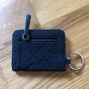 Vera Bradley snap close wallet
